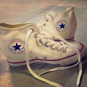 Converse Chuck Taylor  wedge sneakers